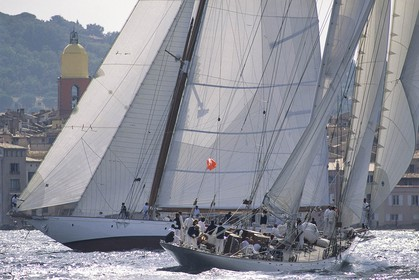 Sailing, Classic yachts, J Class, AStra, Candida