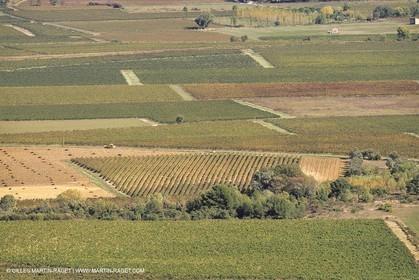 France, Languedoc Roussillon, Costières de Nîmes