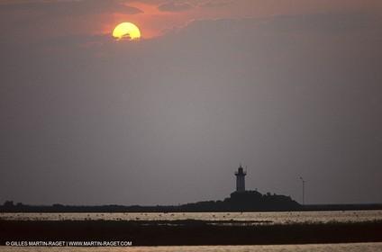 Camargue (FRA,13) - La Gacholle lighthouse