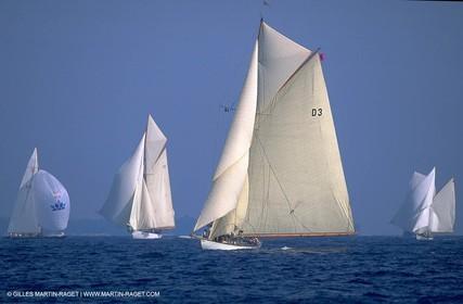 Tuiga - Classic yachts - Régates Royales - Cannes