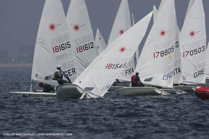 2005 Hyeres Sailing Week (SOF) - Laser