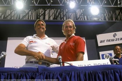 America's Cup, San Diego 1988, Dennis Conner, David Barnes,