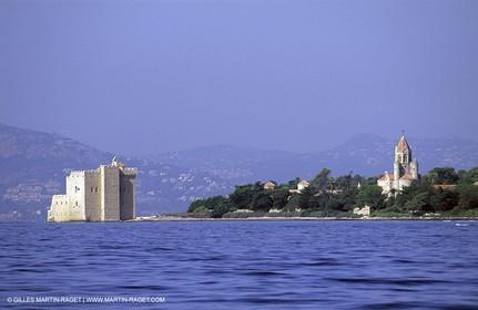 Cannes Lérins Islands - St Honorat