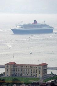 Marseille - Cruising ships - Queen Mary II