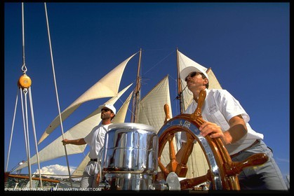 Candida - Classic yachts