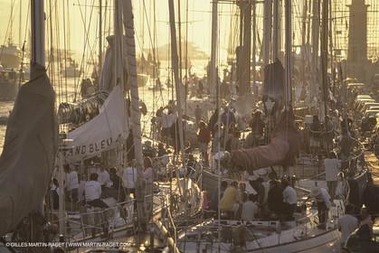Sailing, Yacht Racing, Nioulargue, Voiles de Saint Tropez, Ambiances