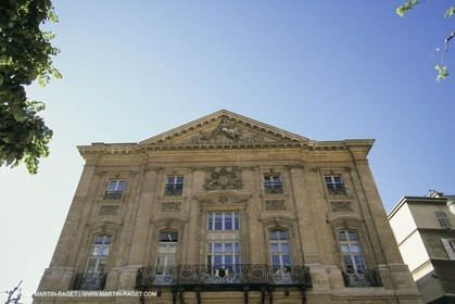 Marseille historical heritage (check keywords for more infos), Ancien Palais de Justice