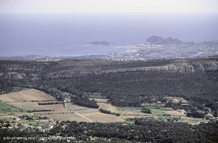 Roquefort plateau and la Ciotat