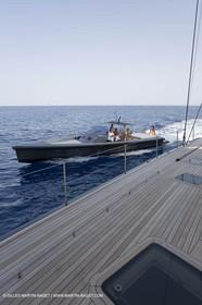 28 08 2007 - Porto Cervo (ITA) - Superyachts - Wally Yachts - Wally Tender, Tender to Y3K2
