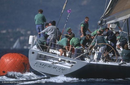 racing maxi yachts - Emeraude