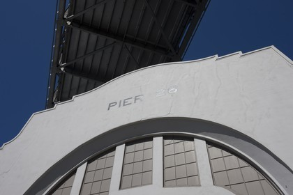 07 06 2011 - San Francisco (USA,CA) - 34th America's Cup - The Piers in their state of origin - Pier 26-28 - Pier 26