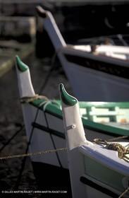Local fishing - local fishing boats