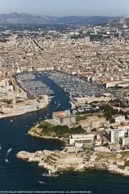 2009 - Marseilles (FRA,13) - Old harbour - vieux port