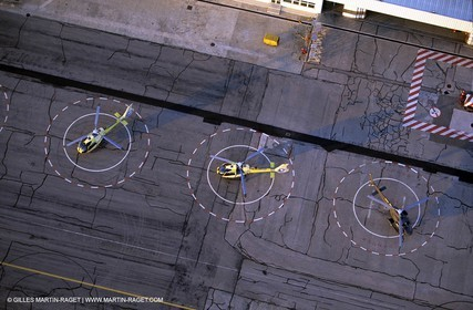 Eurocopter trial center, Marignane