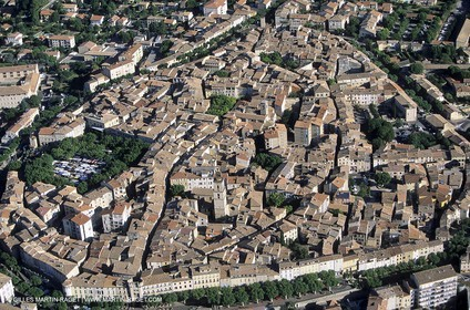 Manosque - Higher Provence village