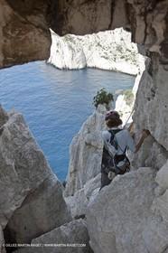 03 05 2009 - Marseille (FRA, 13) - Les Calanques - Castelviel - Le Trou du canon