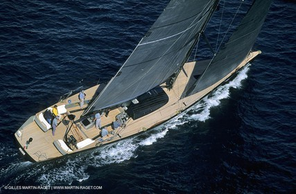 Sailiing, Super Yachts, Stealth