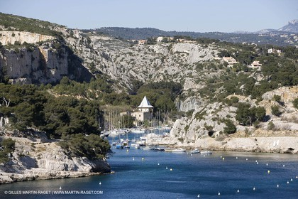 Marseilles - Calanques - Port Miou