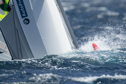 27 04 2016, Hyeres (FRA,83), Sailing World Cup Hyeres 2016, Day 1