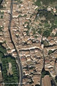 France, Provence, Pays d'Aubagne, collines de Marcel Pagnol, Auriol