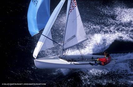 470 full speed sailing