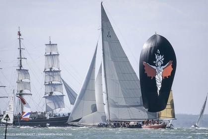 Classic yachts, J Class,