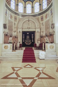 Marseille historical heritage (check keywords for more infos), synagogue