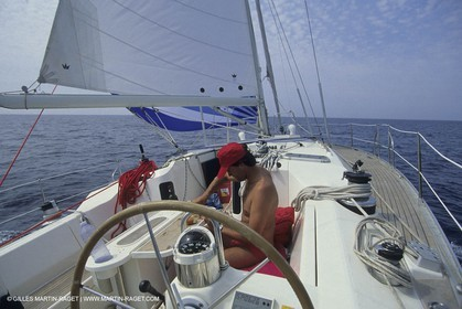 Sailing, Cruising, People,