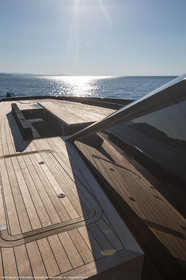 20 07 2016, Cala Galera (ITA), WallyYachts, Wally Power 75 Checkmate