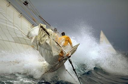 Candida - Classic yachts - Voiles de Saint Tropez