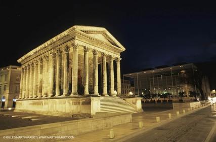 Nîmes - Suqare house
