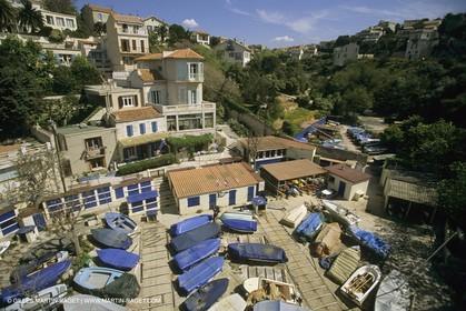 France, Provence, Marseille, quartiers, Pont d ela Fausse Monnaie