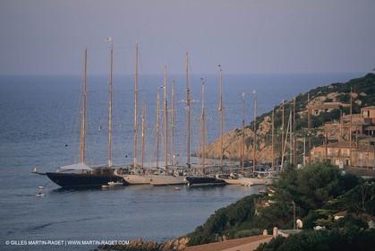 Sailing, Classic Yachts,, Costa Smeralda