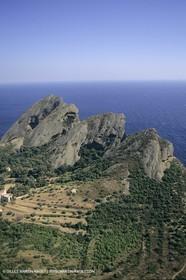 France, Provence, Les Calanques & Iles de Marseille, Bec de l'Aigle, Cap Canaille