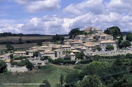 Murs - Lubéron - Higher Provence village