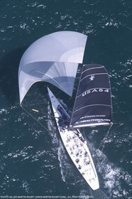 America's Cup - Auckland 2000  - Louis Vuitton Cup - Round Robin 2