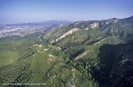 Sainte Baume moutains, St Pons Forest