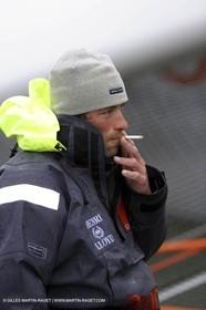 Orange II - 2004 Jules Verne Trophy - Lorient return - Jean-Baptiste  Epron