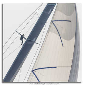 28 09 2014, Saint-Tropez (FRA,83), Voiles de Saint-Tropez 2014, Training day, Magic Carpet