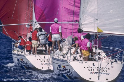 Match racing, Grundig World Cup, Antibes