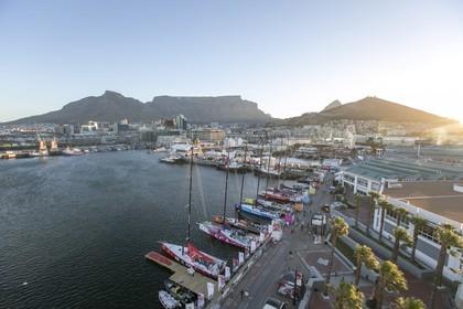 16 11 2014, Cape Town (ZAF), Volvo Ocean Race 2014-15, Team Alvimedica, Capetown