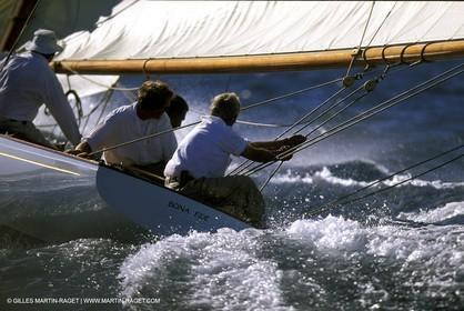 Bona Fide - Classic yachts