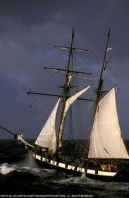 Grands voiliers, La Recouvrance