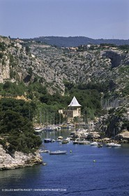 Marseille (FRA,13) - Les Calanques - Port Miou-