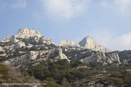 19 03 2009 - Marseille (FRA, 13) - Calanques