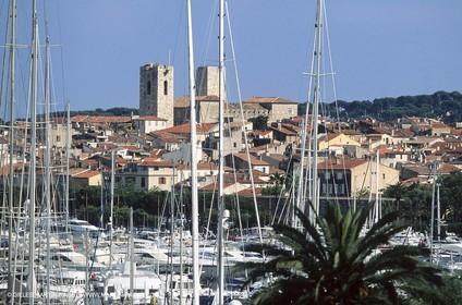 France - Côte d'Azur - Antibes