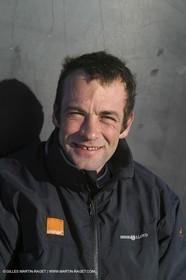 Orange II - Trophée Jules Verne 2004 - Jean-Baptiste Epron