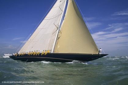 Sailing, Classic Yachts, J Class, Velsheda