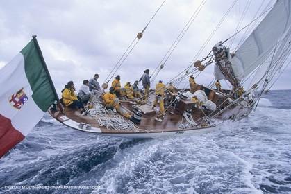 Sailing, Classic yachts, J Class, Candida