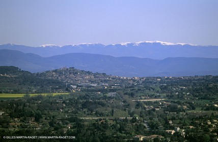 Aix en Provence surroundings, Venelles and Lure Mountain